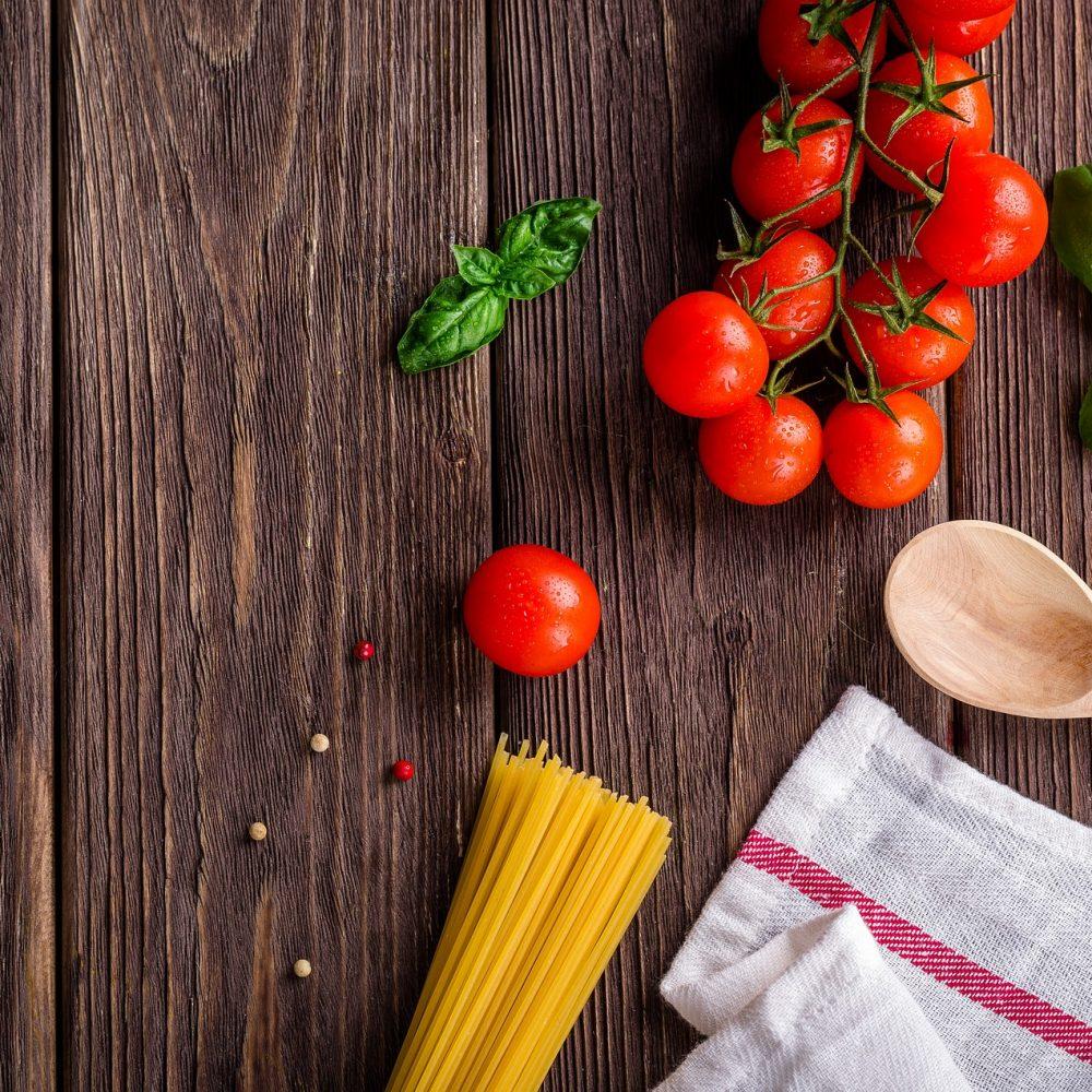 Pastas Romero. La pasta y la dieta mediterranea